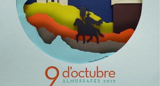 Almussafes es prepara per a commemorar el 9 d'Octubre