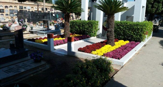 Un operatiu especial facilitarà les visites al cementeri de Paterna l'1 de Novembre