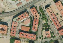 La peatonalització de la plaça Ceramista Gimeno conclourà en tres mesos