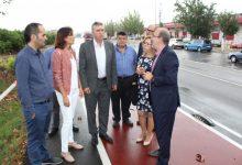 Climent destaca la importància dels polígons industrials d'Alzira per al desenvolupament econòmic