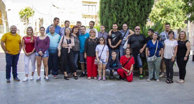 Comença el taller municipal per a persones amb diversitat funcional