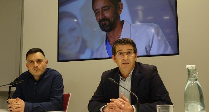 Una lliçó magistral de Pedro Cavadas obrirà el curs 2019/2020 a Ontinyent