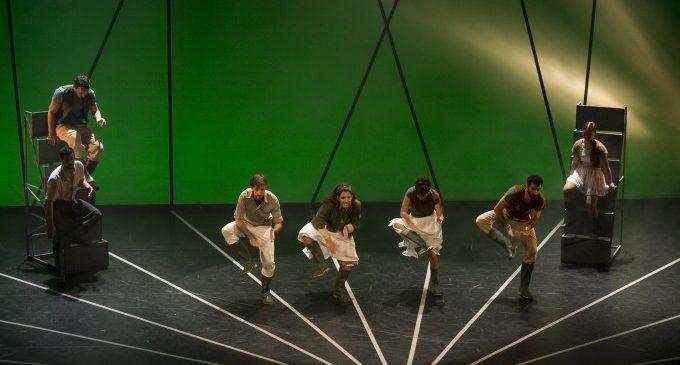 Yolo, produïda pel Teatre Escalante, s'alça com a Millor Espectacle de Circ