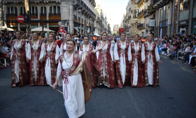 Entrada Moros y Cristianos_Valencia2019-11