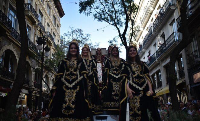 Entrada Moros y Cristianos_Valencia2019-4