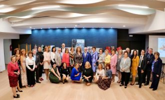 El sopar benèfic d'Alboraia contra el càncer recapta més de 4.500€ per a la causa
