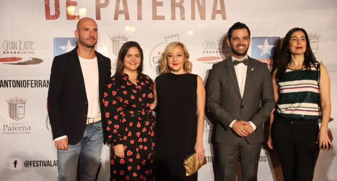 Premi Honorífic de l'IV Festival de Cinema de Paterna per a Carmen Machi