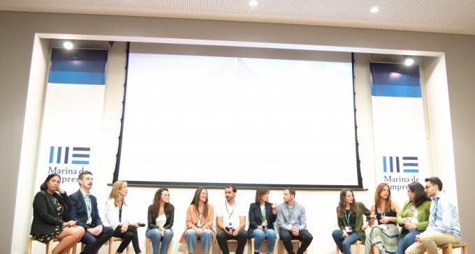 """Els emprenedors """"pregunten"""" als periodistes en Media Startups València"""