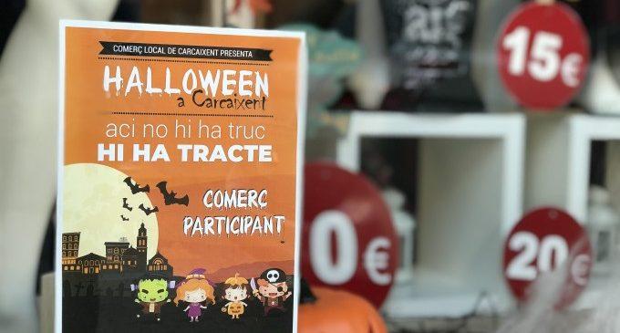 El comerç de Carcaixent organitza una campanya de promoció per a Halloween