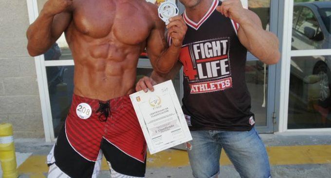 L'almussafenyJavierBleda, preseleccionat per al Campionat d'Espanya deFisicculturisme i Fitness