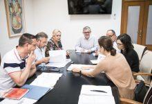 Preparativos para la adecuación y ampliación del IES Tirant lo Blanc