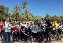 La marcha 0,25k visibiliza en València el daño cerebral adquirido