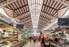 El Ayuntamiento de València se compromete a que la urbanización del Mercado Central no complique la actividad