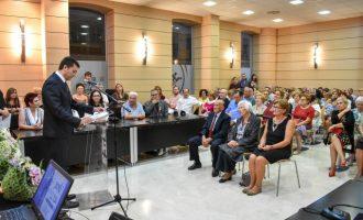 Alfafar celebra la seua XXIII edició dels homenatges 9 d'Octubre