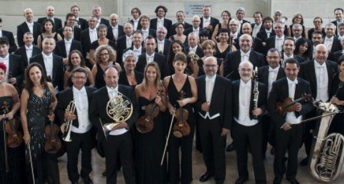 La Orquesta de València junto al grupo Second en concierto