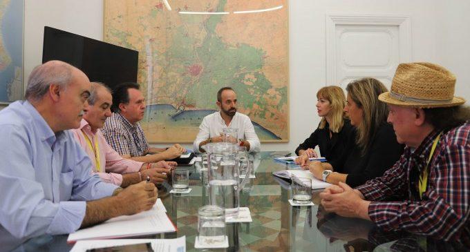 La Diputació crea una comissió de treball per a recuperar la memòria dels afusellats en el 'Paredón d'Espanya'