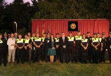 Torrent rendeix homenatge a la seua Policia Local