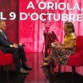 """Ximo Puig en À Punt: """"els drets dels valencians no estan en perill"""""""