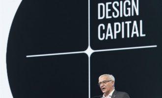Ribó recibe el testigo de la Capitalidad Mundial del Diseño ante la asamblea de la WDO en la India