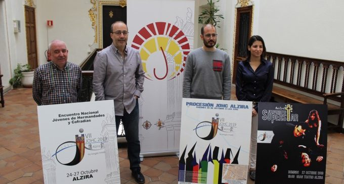La VII Trobada Nacional de Joves Confrares arriba a Alzira