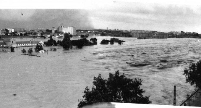 El Nou Llit del Túria podria ser insuficient per a contenir una altra riuada com la de 1957