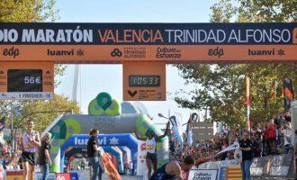 La Mitja Marató València trenca de nou tots els rècords