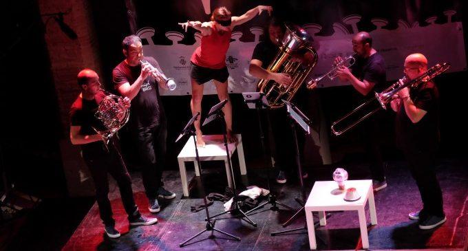 El Rafel Festival dansarà el 26 d'octubre amb Spanish Brass i Cristina M. Gómez
