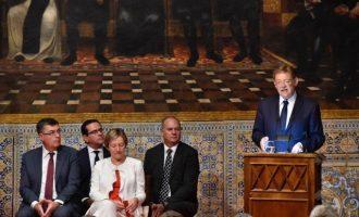 Puig entregarà a Brussel·les la Distinció Lluís Vives als primers eurodiputats valencians