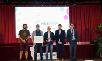 Alaquàs aconsegueix 4 flors d'honor en el certamen Vila en Flor 2019