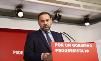 Ábalos assegura que la variant de Vandellós del Corredor Mediterrani es posarà en marxa abans que acabe l'any