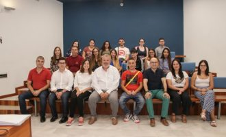 El Ayuntamiento de Alaquàs contrata a 18 jóvenes parados con el Plan de Ocupación de la Generalitat