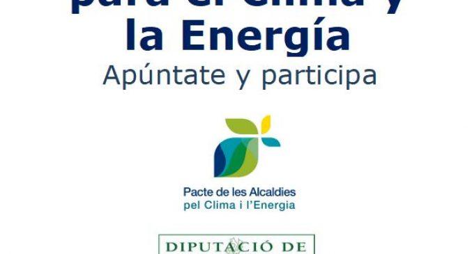 El  Pla d'Acció per al Clima i l'Energia Sostenible d'Alboraia tindrà una jornada de participació ciutadana el 24 d'octubre