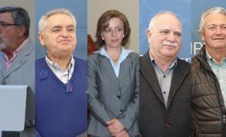 Ontinyent homenatjarà el 9 d'Octubre als alcaldes dels 40 anys de Democràcia