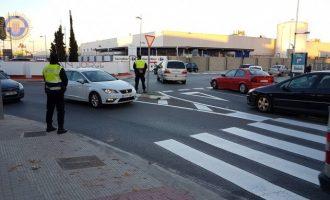 La Policía Local de Alfafar ofrece sus servicios para gestionar el tráfico en empresas del municipio