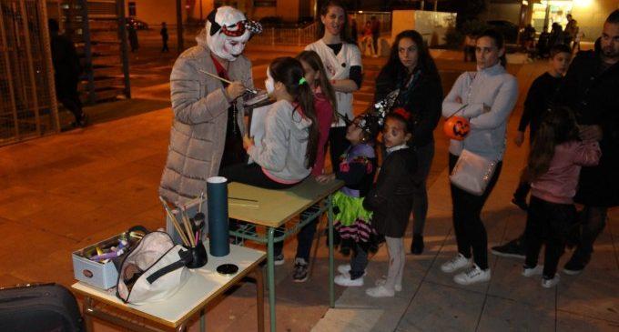Alfafar organitza el Túnel del Terror en l'Espai Jove