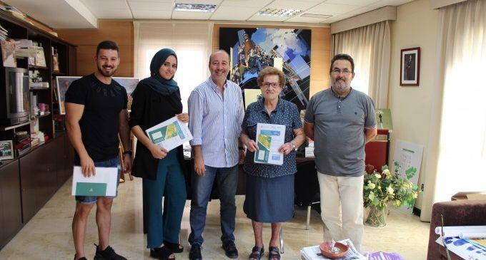 Alzira lliura els premis del Concurs Balcons a Hort dels Frares-Santa Rita
