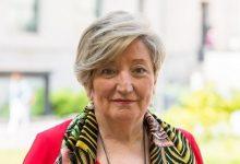 Ana Lluch en el Dia del Càncer de Mama: