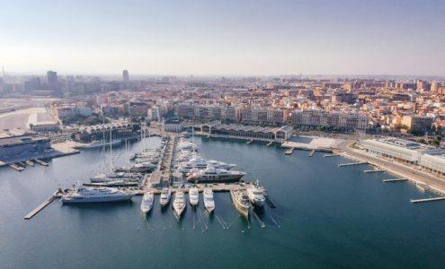 La Marina de València celebrarà el seu aniversari amb una programació per a tots els públics
