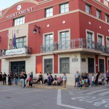 Rafelbunyol es prepara per a la commemoració del 9 d'Octubre