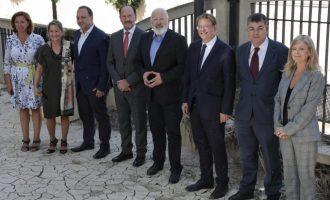 El Consell ha sol·licitat les ajudes del Fons de Solidaritat de la Unió Europea per a la Vega Baixa