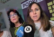 """Belarra (Podemos) alerta d'una """"gran coalició"""" entre PP i PSOE"""