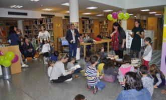 Dos nuevas actividades gratuitas de animación lectora en Burjassot