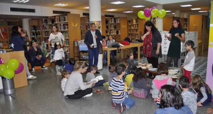 La Biblioteca del Museu de Prehistòria celebra amb diferents proposades el dia mundial de biblioteques