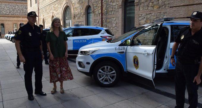 La Policia de la Generalitat incorpora tres drons i huit vehicles híbrids i respectuosos amb el medi ambient