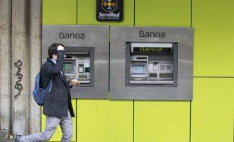 Bankia guanya 575 milions fins a setembre, un 22,6% menys, per majors provisions