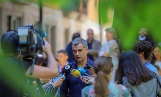 """Cantó (Cs) exige el cumplimiento de la sentencia sin indultos: """"Los políticos no debemos estar por encima"""""""