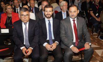 """Casado tatxa de """"broma de mal gust"""" el pla de Sánchez per a tindre govern al desembre"""