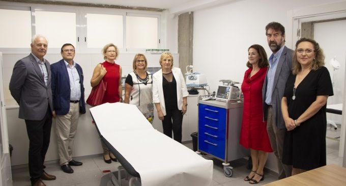 Noves instal·lacions d'urgències per al Centre de Salut de Picassent