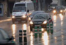El temporal deixa més de 100 litres en el Montgó amb caiguda de temperatures