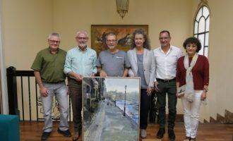 Alboraya dona el 2º premio del VI Concurso de pintura al aire libre